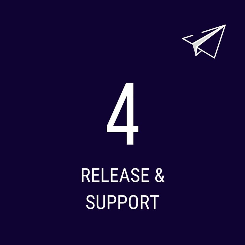 Step 4 Release Support