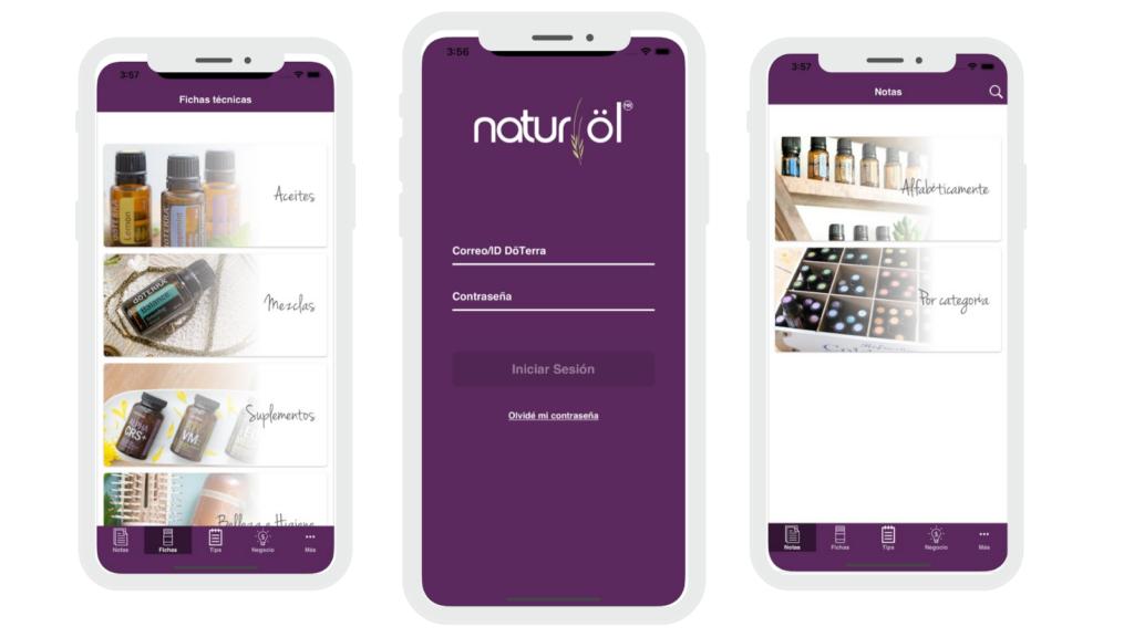 naturol-mobile-app