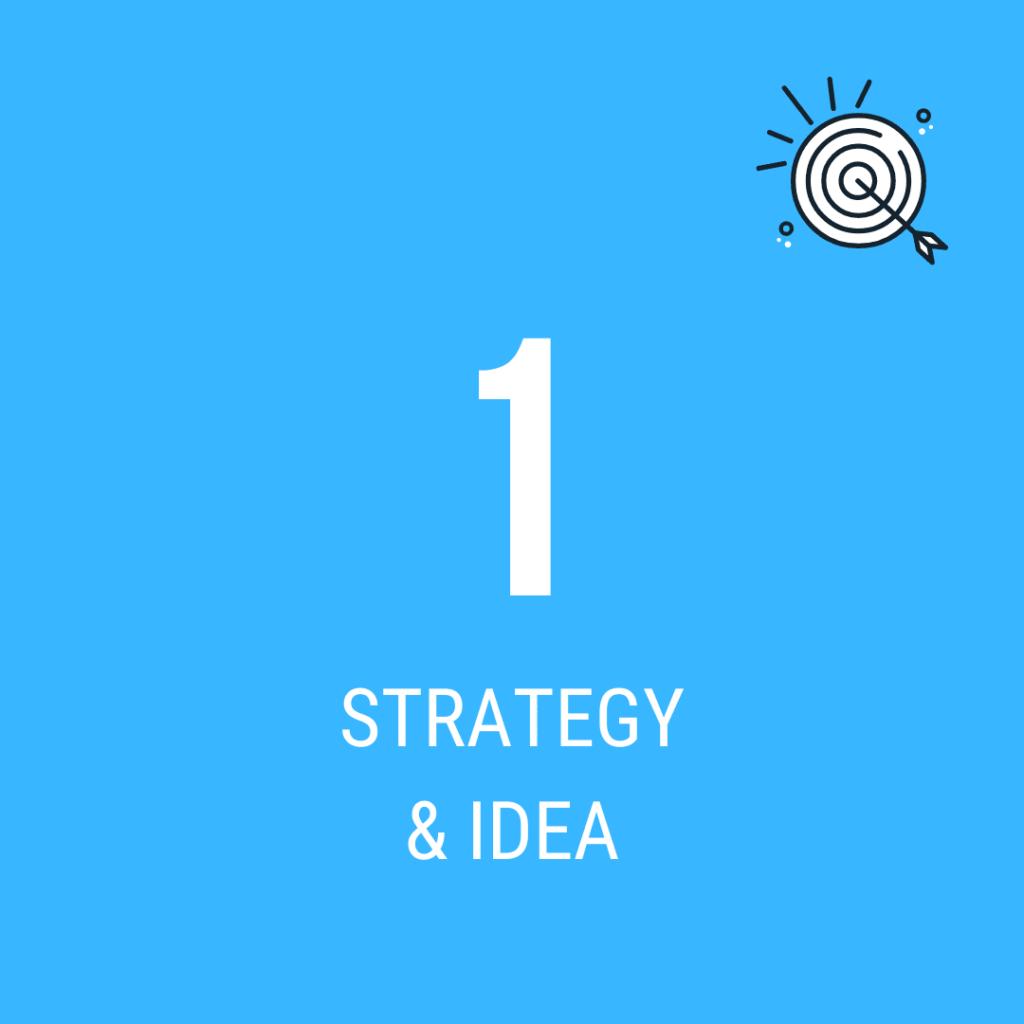step 1 strategy Idea