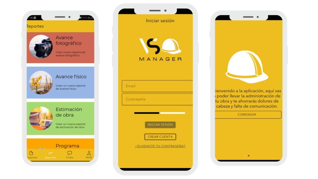 vs manager app