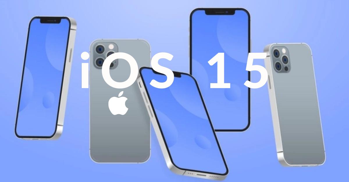 ¿Cuáles son los cambios para el desarrollo de Apps con iOS 15?